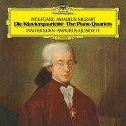 Mozart: piano quartet no.1 in g minor, k.478; piano quartet no.2 in e flat, k.493 cover image