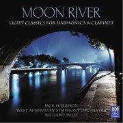 Moon river : light classics for harmonica & clarinet cover image
