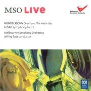 Mso live - mendelssohn / elgar (live) cover image