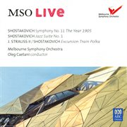 Mso Live - Shostakovich: Symphony No. 11 'the Year 1905' (live)