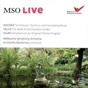 Mso Live - Wagner, Delius & Elgar (live)