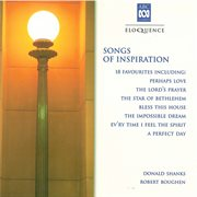 Songs of inspiration cover image