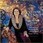 Handel arias cover image