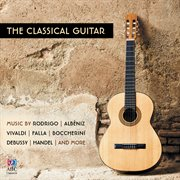 The classical guitar cover image