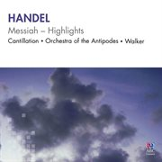 Handel: messiah highlights cover image