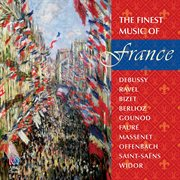 The finest music of france cover image