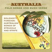 Solidarity forever: Australian songs of struggle and strife cover image