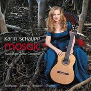 Mosaic : Australian guitar concertos cover image
