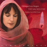 The sacred fire cover image