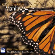 Maninyas : concerto for violin and orchestra ; Symphony no. 1 : Da pacem domine ; Yarrageh : noctune for solo percussion and orchestra cover image