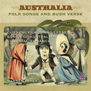 Currency lads and lasses: songs of Australian colonial romance cover image