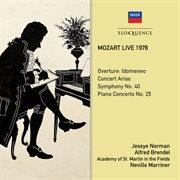 Mozart live 1978 : ein Europäisches Festkonzert = a European festival concert cover image