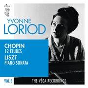 Chopin: 12 ťudes, op.25  liszt: piano sonata in b minor, s.178 cover image