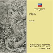Handel Semele cover image