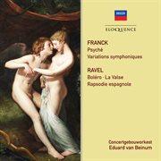 Ravel, franck: orchestral works cover image