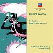 Gilbert & sullivan: the sorcerer; utopia limited cover image