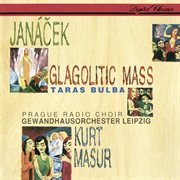 Janáček, L.: Glagolitic Mass cover image