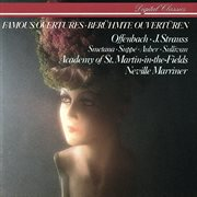 Famous overtures cover image