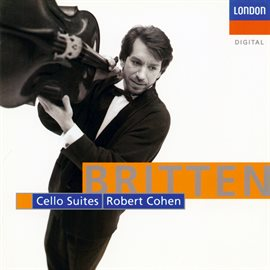 Cover image for Britten: Cello Suites