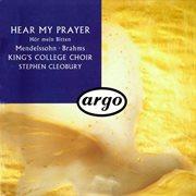 Hear my prayer cover image