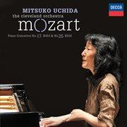 Mozart: Piano Concertos No.17, K.453 & No.25, K.503 (live)