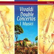 Vivaldi double concertos cover image