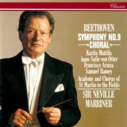 Beethoven: symphony no. 9 cover image