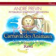 Saint-san︠s: le carnaval des animaux cover image