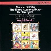 Falla: el sombrero de tres picos; rit cover image