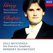 Grieg: Piano Concerto / Chopin: Piano