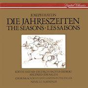 Haydn: die jahreszeiten (the seasons) cover image