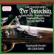 Weber: der freischپtz (highlights) cover image