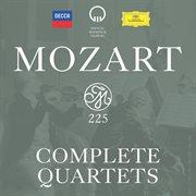 Mozart 225 - complete quartets cover image