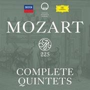 Mozart 225 - complete quintets cover image