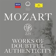 Mozart 225 - works of doubtful authenticity cover image