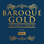 Baroque gold - 100 great tracks cover image