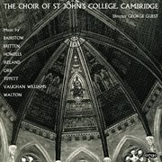 Twentieth century church music : music by Bairstow, Britten, Howells, Ireland, Orr, Tippett, Vaughan Williams, Walton cover image