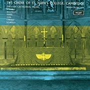 English cathedral music 1770-1860 cover image