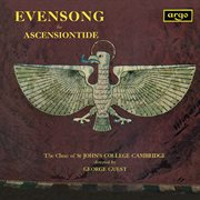 Evensong for Ascensiontide cover image