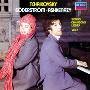 Tchaikovsky songs : vol. 1 cover image