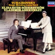 Tchaikovsky songs : vol. 2 cover image