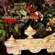 Mozart: piano sonata no. 11; rondo in d major; fantasia in c minor / bach-busoni: chaconne cover image