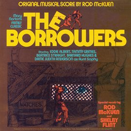 Cover image for Mary Norton's Family Classic The Borrowers (Original Motion Picture Score)