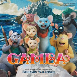 Cover image for Gamba (Original Motion Picture Soundtrack)