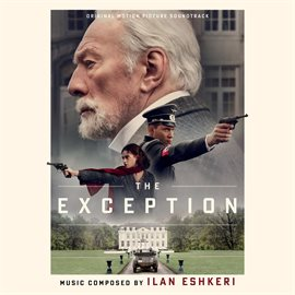 Cover image for The Exception (Original Motion Picture Soundtrack)