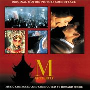 M. butterfly (original motion picture soundtrack) cover image