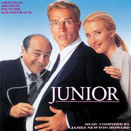 Cover image for Junior