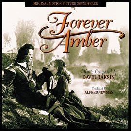 Cover image for Forever Amber