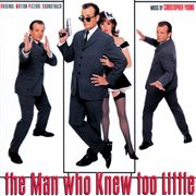 The man who knew too little (original motion picture soundtrack) cover image