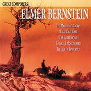 Great composers: elmer bernstein cover image